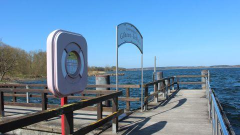 Wie wär es mit einer 3-Seentour? Tickets sind in der Tourist-Information erhältlich.